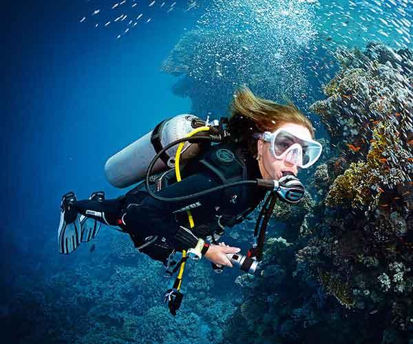 Upravljanje s podvodnim svetom.